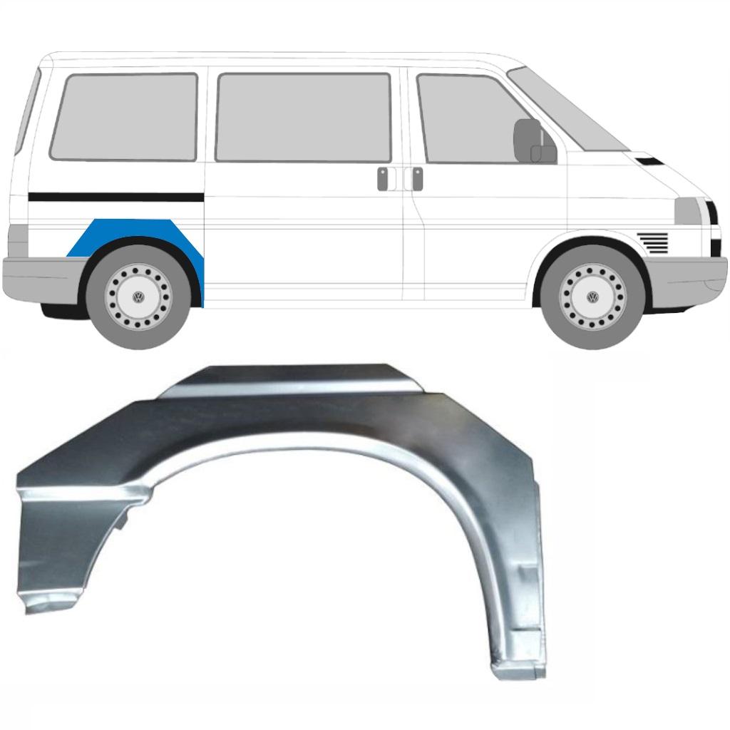 VW VOLKSWAGEN TRANSPORTER T4 SWB 1990-2003 REAR WHEEL ARCH REPAIR PANEL LEFT LH