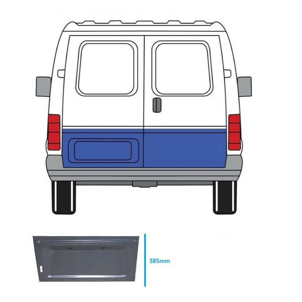 FORD TRANSIT 1991-2000 REPAIR PANEL OUTER SECTION REAR DOOR LEFT