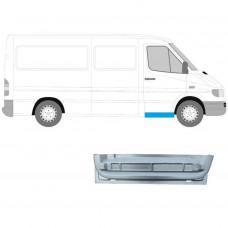 MERCEDES SPRINTER VW LT REPAIR PANEL 1995-2006 FRONT DOOR INNER SECTION RH
