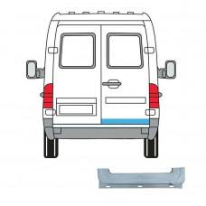 MERCEDES SPRINTER VW LT REPAIR PANEL 1995-2006 REAR DOOR INNER SECTION RIGHT