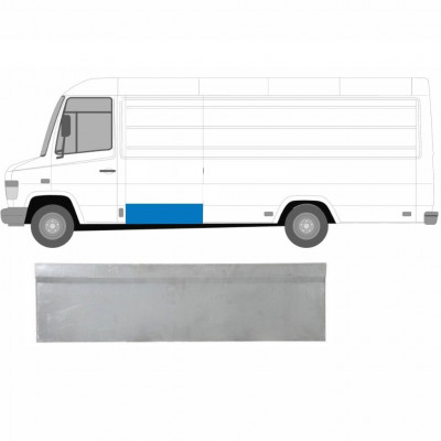 MERCEDES VARIO 1996- SIDE OUTER PANEL / RIGHT = LEFT