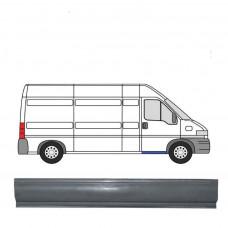 FIAT DUCATO  BOXER RELAY 1994-2006 REPAIR PANEL DOORSTEP SILL RIGHT