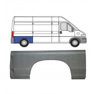 FIAT DUCATO BOXER RELAY MWB LWB 1994-2006 REAR WHEEL ARCH REPAIR PANEL RIGHT