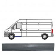 FIAT DUCATO  BOXER  RELAY 1994-2006 REPAIR PANEL DOORSTEP SILL LEFT