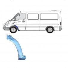 MERCEDES SPRINTER VW LT REPAIR PANEL 1995-2006 FRONT WHEEL ARCH LEFT