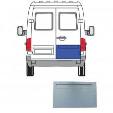 MERCEDES SPRINTER VW LT REPAIR PANEL 1995-2006 REAR DOOR HIGHER OUTER RIGHT