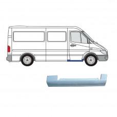 MERCEDES SPRINTER VW LT REPAIR PANEL 1995-2006 FRONT DOORSTEP SILL RIGHT