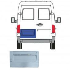 MERCEDES SPRINTER VW LT REPAIR PANEL 1995-2006 REAR DOOR HIGHER OUTER LEFT