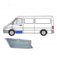 MERCEDES SPRINTER VW LT REPAIR PANEL 1995-2006 FRONT INNER DOORSTEP LH