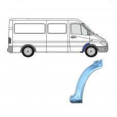 MERCEDES SPRINTER VW LT REPAIR PANEL 1995-2006 FRONT WHEEL ARCH RIGHT
