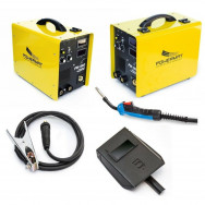 MIG / MAG / MMA (electrode) Welder 220AMP MIG220A Weld Machine SET