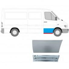 MERCEDES SPRINTER VW LT REPAIR PANEL 1995-2006 FRONT DOOR OUTER+INNER RH SET