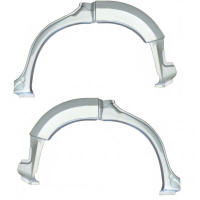 SUZUKI GRAND VITARA 2005-2012 5 DOOR STEEL REPAIR PANEL REAR WHEEL ARCH (Pair)