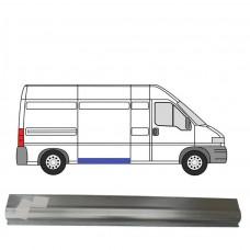 FIAT DUCATO BOXER RELAY 1994-2006 REPAIR PANEL SILL BEHIND DRIVER DOOR