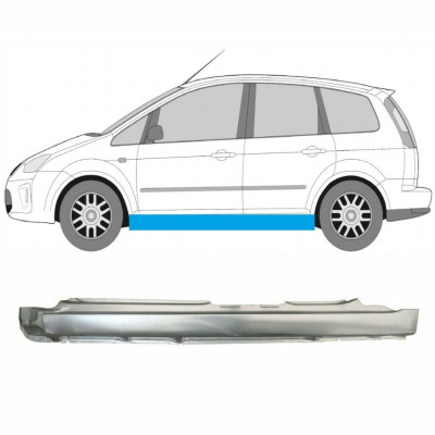 FORD FOCUS MK2 FOCUS C-MAX C MAX 2004-2011 FULL SILL REPAIR PANEL LEFT