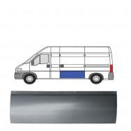 FIAT DUCATO BOXER RELAY LWB 1994-2006 REPAIR PANEL SLIDING DOOR