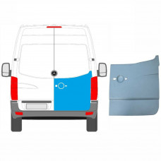 MERCEDES SPRINTER VW CRAFTER  2006- REAR DOOR REPAIR PANEL HIGH / RIGHT RH