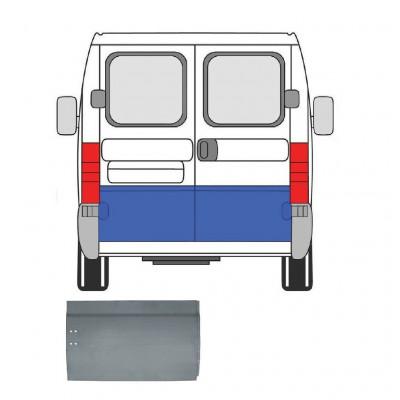 FIAT DUCATO BOXER RELAY 1994-2006 REAR DOOR REPAIR PANEL OUTER / LEFT
