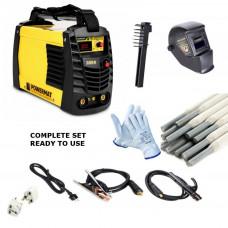 IGBT / Welder Inverter 300AMP Complete Weld Machine + Accessories / SET