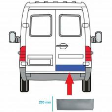 MERCEDES SPRINTER VW LT REPAIR PANEL 1995-2006 REAR DOOR LOWER OUTER RIGHT