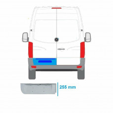 MERCEDES SPRINTER VW CRAFTER  2006- REAR DOOR REPAIR PANEL METAL STEEL PLATE