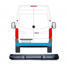 MERCEDES SPRINTER VW CRAFTER REPAIR PANEL 2006- REAR CROSSMEMBER STEEL