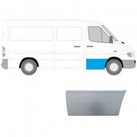 MERCEDES SPRINTER VW LT  OUTER REPAIR PANEL 1995-2006 FRONT DOOR LOWER RH