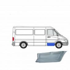 MERCEDES SPRINTER VW LT REPAIR PANEL 1995-2006 FRONT INNER DOORSTEP RH