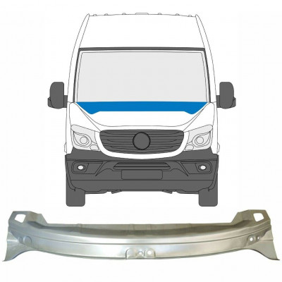 MERCEDES SPRINTER 2006-2013 FRONT WINDSCREEN PANEL