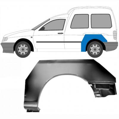 VW CADDY SEAT INCA 1995-2004 REAR WHEEL ARCH / LEFT