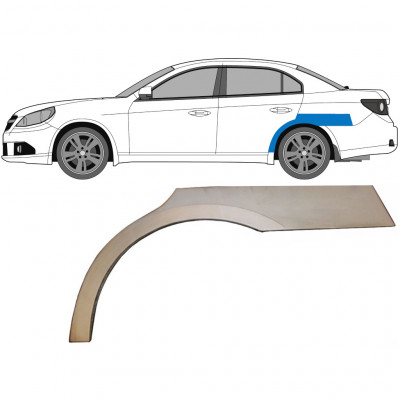 CHEVROLET EPICA 2005-2010 REAR WHEEL ARCH / LEFT