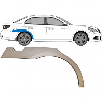 CHEVROLET EPICA 2005-2010 REAR WHEEL ARCH / RIGHT