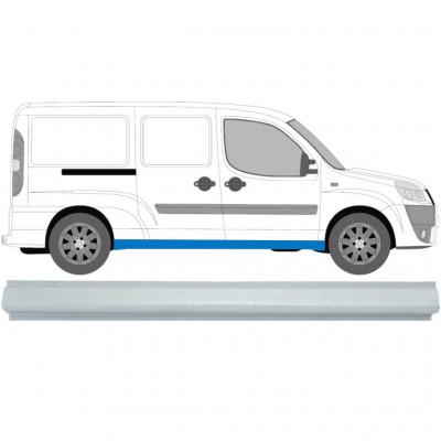 FIAT DOBLO MAXI 2001-2010 SILL REPAIR PANEL / RIGHT = LEFT
