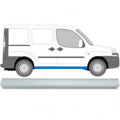 FIAT DOBLO 2001-2010 SILL REPAIR PANEL / RIGHT = LEFT