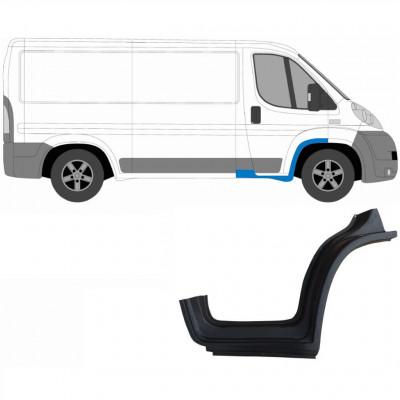 FIAT DUCATO 2006- 1/3 FRONT DOOR SILL PANEL / RIGHT