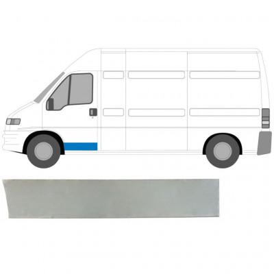 FIAT DUCATO BOXER RELAY 1994-2006 FRONT DOOR SKIN REPAIR PANEL / LEFT