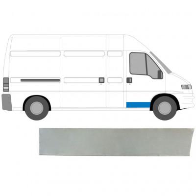FIAT DUCATO BOXER RELAY 1994-2006 FRONT DOOR SKIN REPAIR PANEL / RIGHT