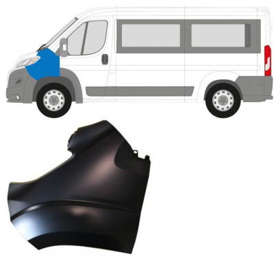 FIAT DUCATO 2014- FRONT WING / LEFT