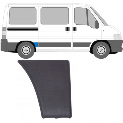 FIAT DUCATO BOXER RELAY 2002- SWB REAR MOULDING TRIM PANEL / RIGHT