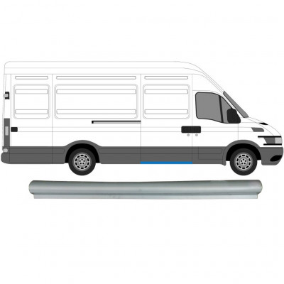 IVECO DAILY 1999-2006 SLIDING DOOR SILL PANEL / RIGHT