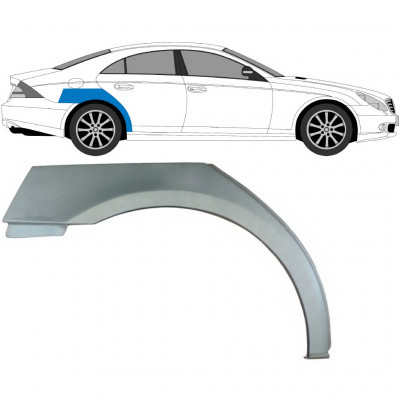 MERCEDES CLS-CLASS 2004-2011 REAR WHEEL ARCH / RIGHT