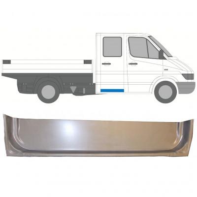 MERCEDES SPRINTER 1995-2006 CAB REAR DOOR INNER REPAIR PANEL