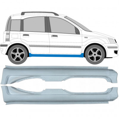 FIAT PANDA 2003-2012 FULL SILL REPAIR PANEL / PAIR