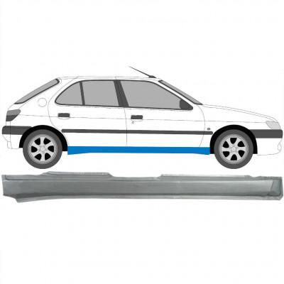 PEUGEOT 306 1993-2001 FULL SILL REPAIR PANEL / RIGHT