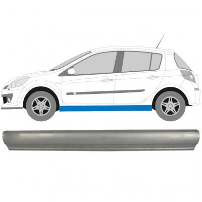 RENAULT CLIO 2005-2014 SILL REPAIR PANEL / LEFT