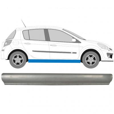 RENAULT CLIO 2005-2014 SILL REPAIR PANEL / RIGHT