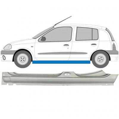 RENAULT CLIO 1998-2012 SILL REPAIR PANEL / LEFT
