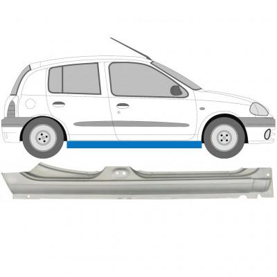 RENAULT CLIO 1998-2012 SILL REPAIR PANEL / RIGHT