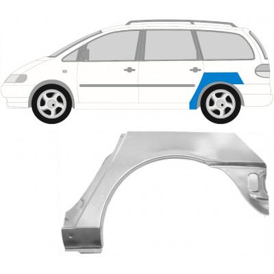 VW SHARAN F GALAXY 1995-2000 REAR WHEEL ARCH / LEFT