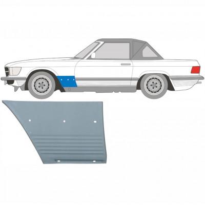 MERCEDES SLC SL R107 C107 COUPE / CABRIO 1971-1989 FRONT WING REPAIR PANEL LEFT